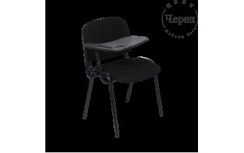 Посетителски стол Carmen 1132 - черен