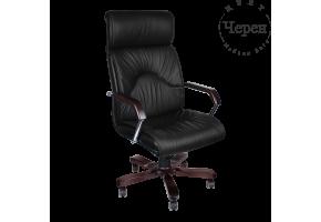 Президентски стол Carmen 6070 черен