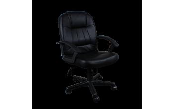 Офис стол Carmen 6080-1 - черен