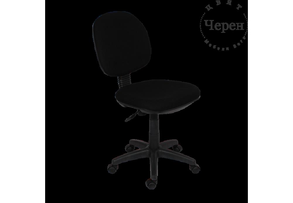Офис стол Carmen 7060 - черен