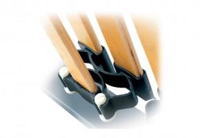 Подматрачна рамка Black Charm ракла с амортисьор